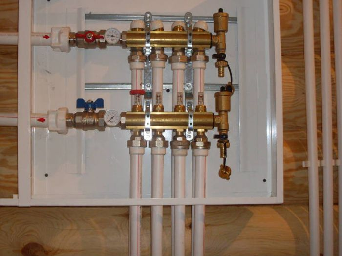 Отопление, водопровод, канализация, теплый пол Объявление в разделе Строительство и ремонт в Московской области в Подольске \ Ст